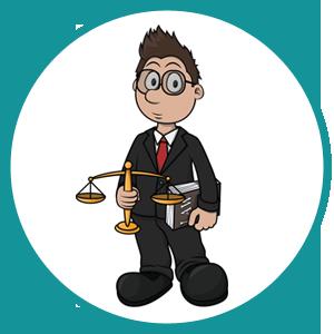 בדיחות על עורכי דין ובתי משפט