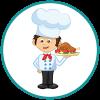 בדיחות על מלצרים ומסעדות