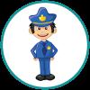 בדיחות על שוטרים, מכס ורשות המיסים